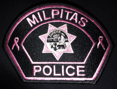 Milpitas Pink Patch